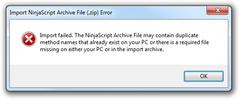 2015-11-13 17-03-39 Import NinjaScript Archive File (.zip) Error.png